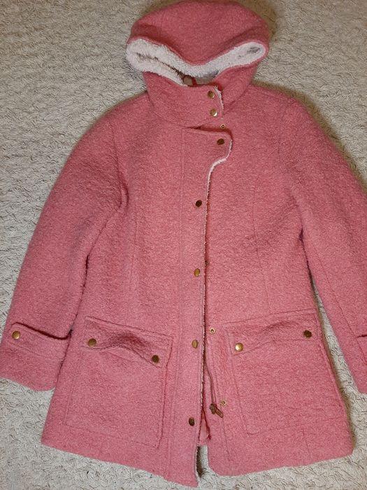 Пальто женское яркое димисизонное Антоновка - изображение 1