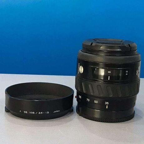 Minolta AF 35-105mm f/3.5-4.5 - Para Minolta/Sony A-Mount