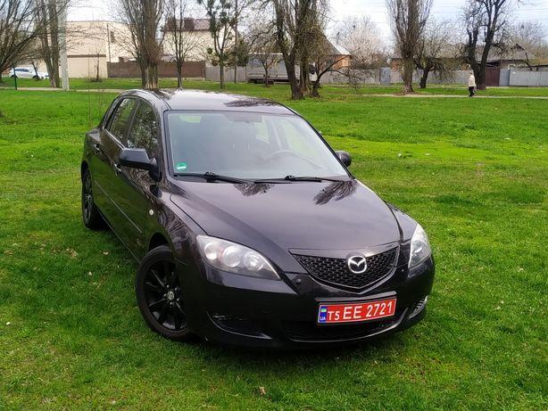 Mazda 3 в хорошем состоянии