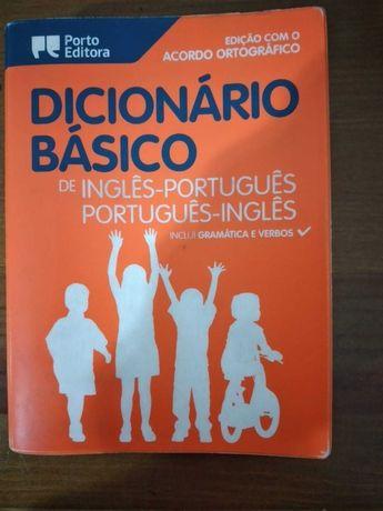 Dicionário ingles-português e vice versa