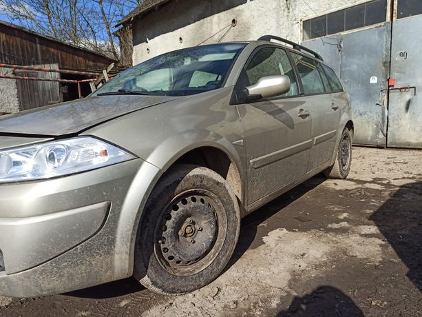 Renault Megane 2ph2