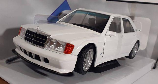 1/18 Mercedes 190E Evo2 br - Solido