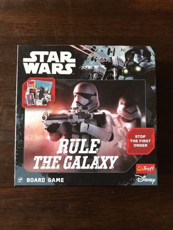 Gra planszowa - Starwars Rule the Galaxy - stan idealny