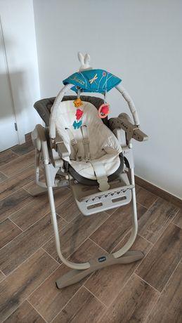 Cadeira papa Chicco (espreguiçadeira)
