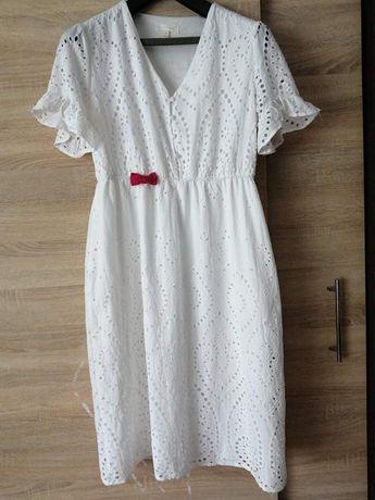 Sukienka koronkowa xl