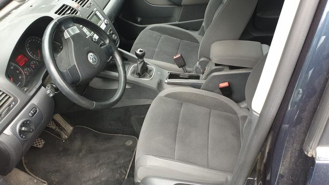 Konsola vw golf v Air bag