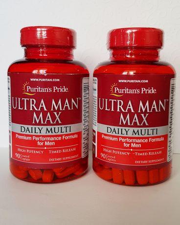 Ultra Man Max  специально для мужчин.