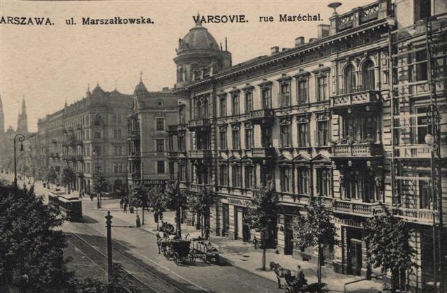 WARSZAWA II reprodukcje XIX w. grafik do wystroju wnętrza
