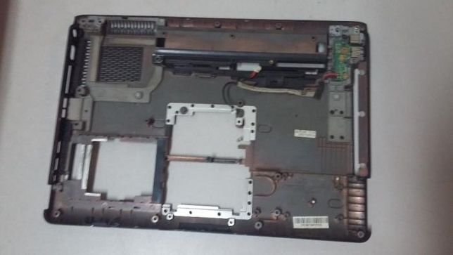 Base Inferior Chassis + USB Hp Pavilion Dv6000 Dv6500
