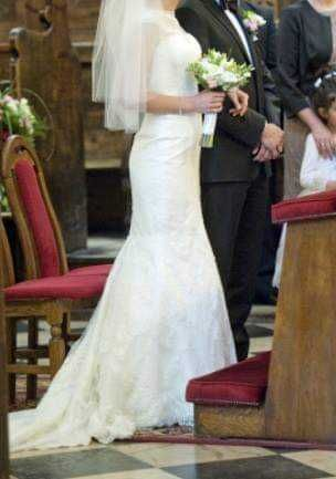 Suknia ślubna Madonna sposabella