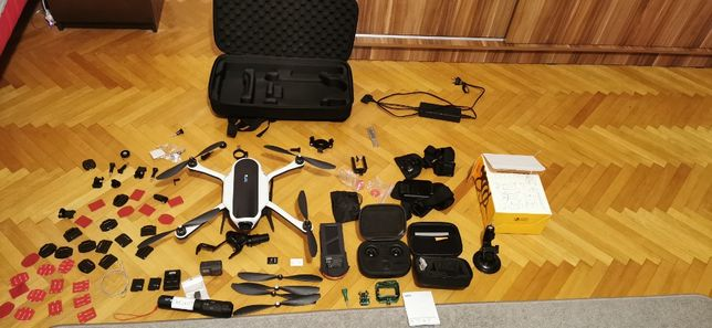 GoPro karma, karma grip, Hero 6 Black