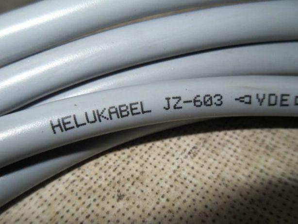 Przewód sterowniczy JZ-603 3x1,5mm
