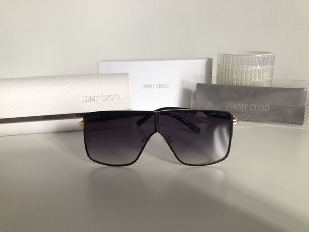 Okulary Jimmy Choo przeciwsłoneczne