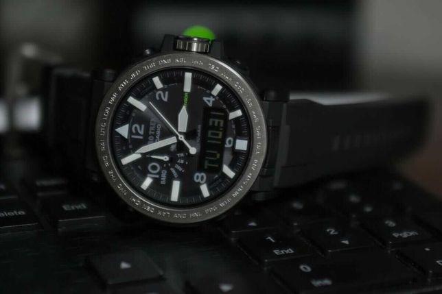 Casio PROTREK Analog-Relógio PRG-650-1
