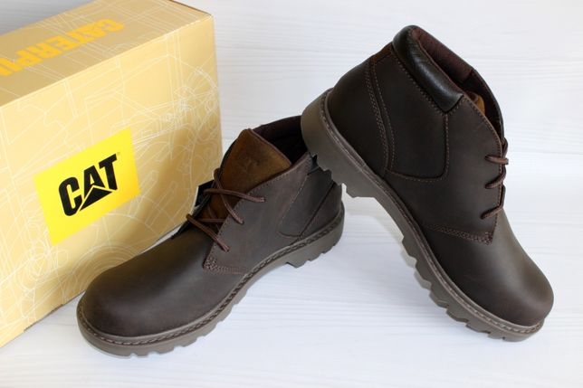 Ботинки Caterpillar Stout Shoes Boots. Оригинал. 42-46 timberland