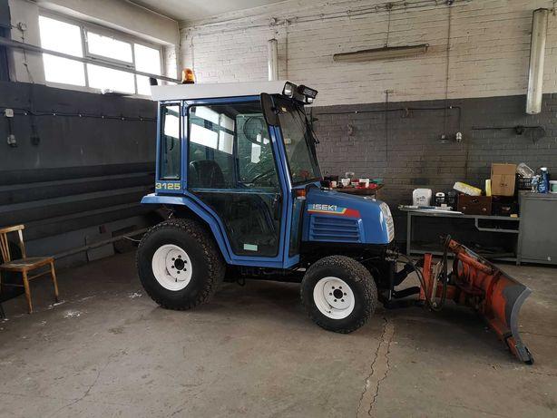 Mini Traktorek ISEKI 3125 AL - Kabina, ogrzewanie