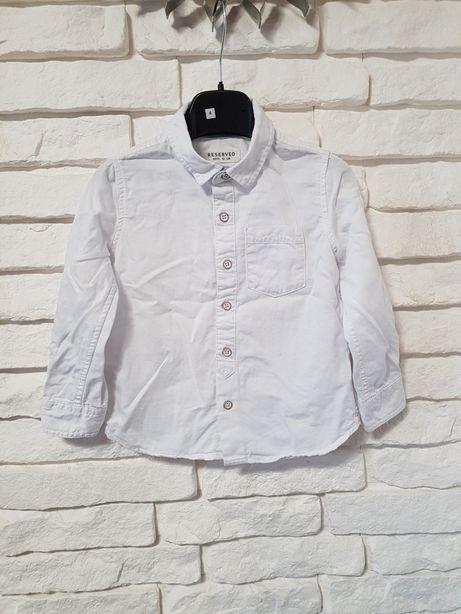 Koszula chłopięca reserved r.92