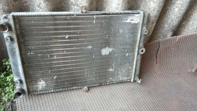 Радиатор ,рулевая колонка