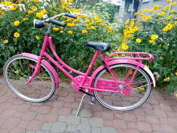 Rower miejski damka koła 26