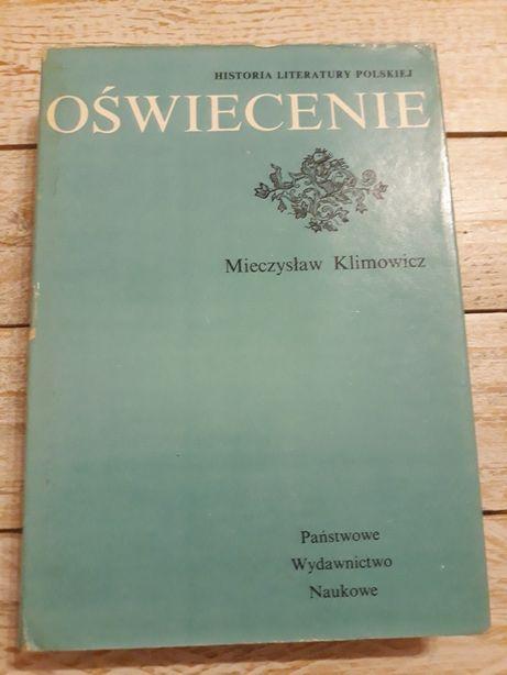 Oświecenie. Mieczysław Klimowicz