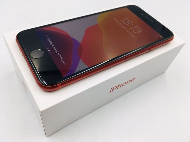 iPhone 8 64GB RED • PROMOCJA • GWARANCJA 1 MSC • AppleCentrum