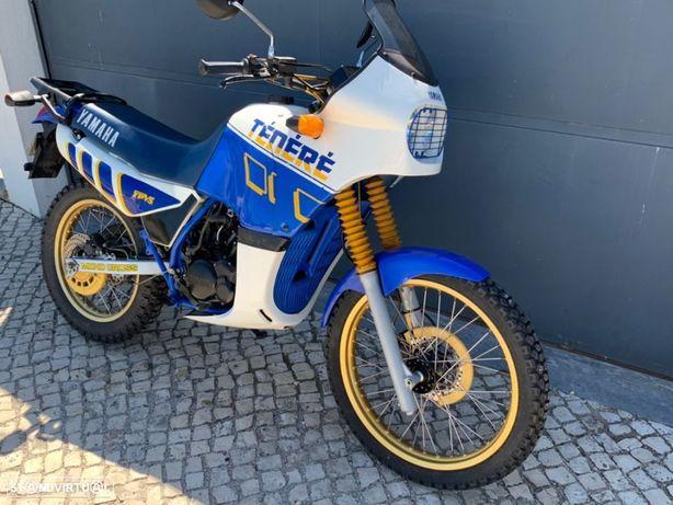 Yamaha DT  125 Tenere ypvs