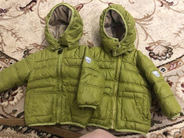 Куртка, курточка chicco 10-1,5 года