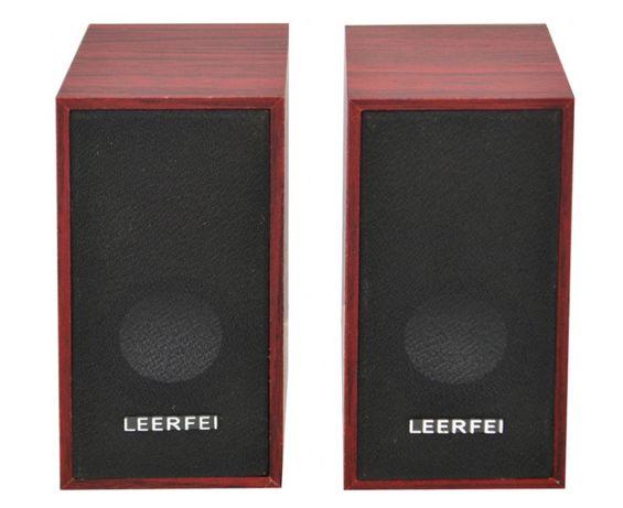 Компьютерные колонки (акустика) Leerfei D-092