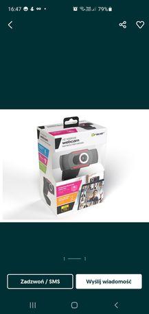 Kamera internetowa Tracer HD z mikrofonem