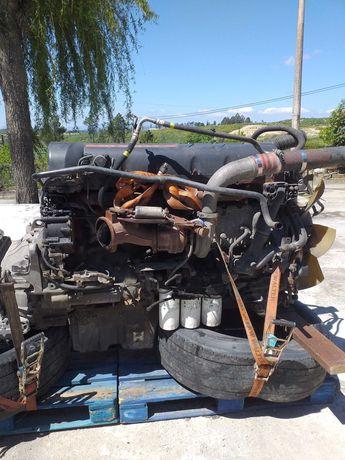 Motor renault magnum 480