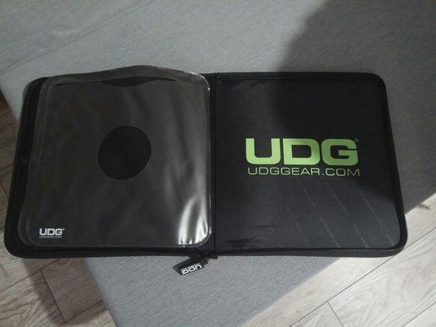 UDG Ultimate ToneControl Sleeve Black (etui na 4 LP) serato vinyl LP