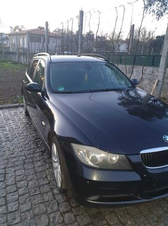 Vendo BMW 320D E91