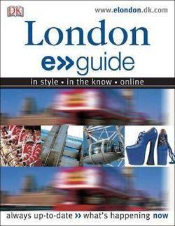 **London e guide **Londyn przewodnik angielski książka English