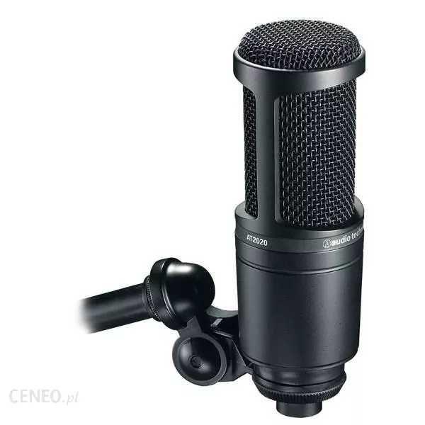 Audio-Technica AT-2020 - mikrofon pojemnościowy (Z)
