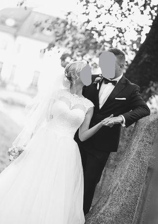 Suknia ślubna KORONA