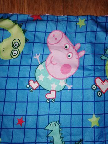 Posciel świnka pepa