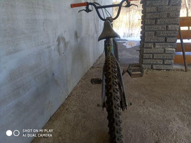 BMX відсутні гальма передні і задні