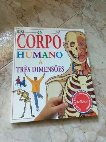 Livro o corpo humano