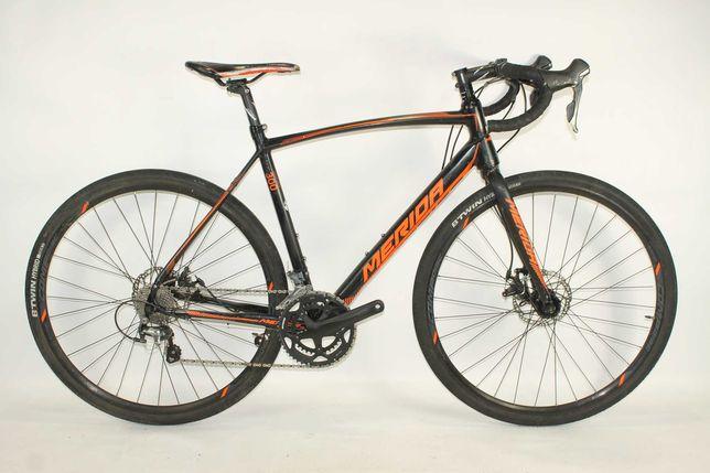 Кроссовый/Gravel велосипед Merida CycloCross 300