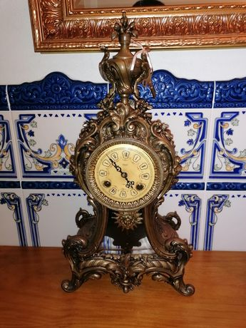 Relógio Mesa (Corda), Com Garantia