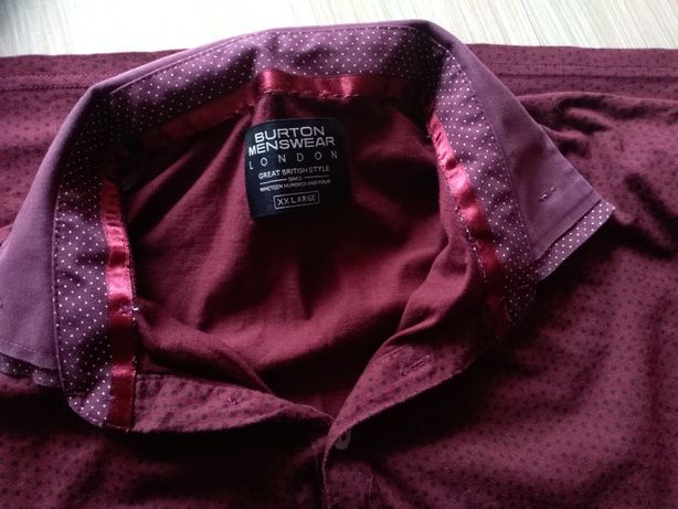 Koszulka Burton Menswear XXL Large