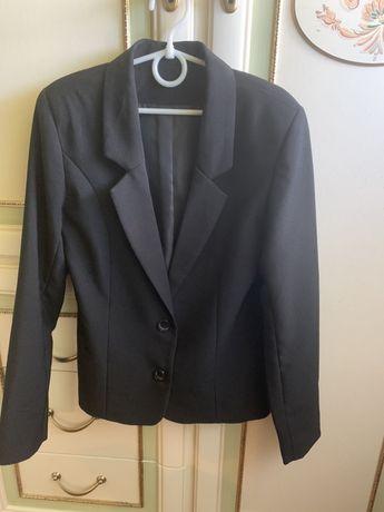 Школьный пиджак для девочки рост 152