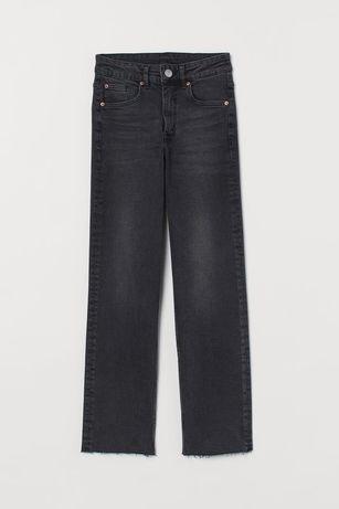 Продам стильные джинсы с высокой талией H&M, размер EUR 32