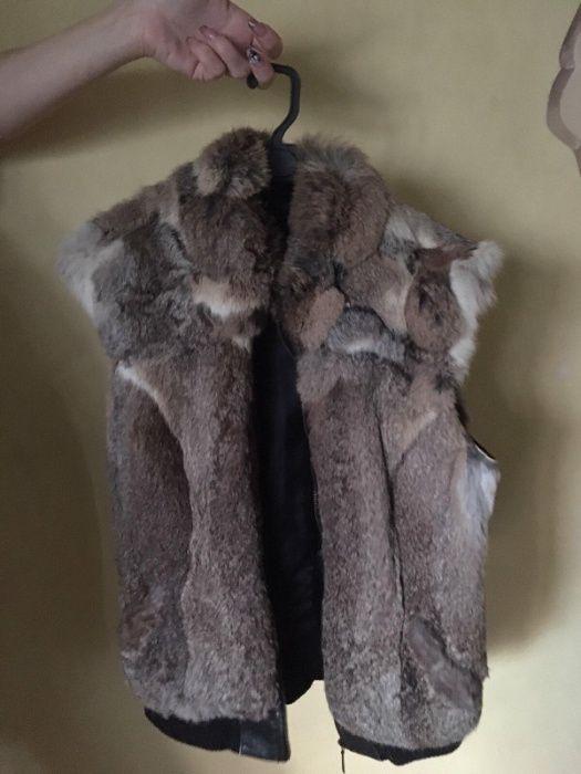 Меховая жилетка из кролика Кривой Рог - изображение 1