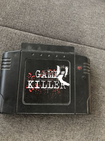 Game killer cartridge nintendo
