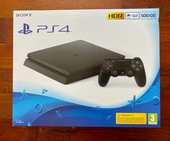NOWA konsola Playstation 4 slim PS4 (CUH-2216A)
