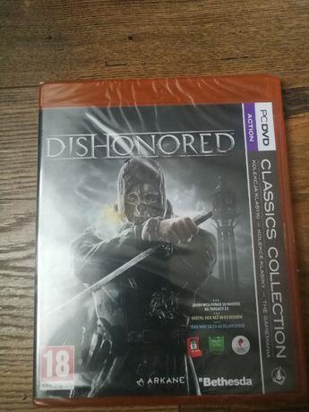 Dishonored na PC Nowa w Folii