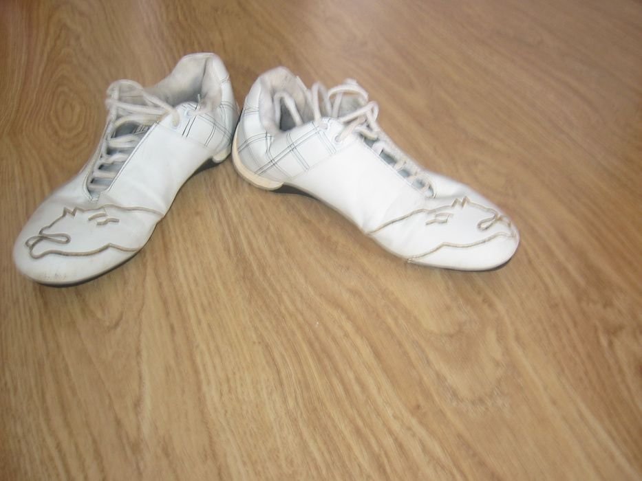 Adidasy białe roz 42