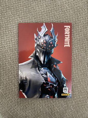 Carta Fortnite Series 1 Spider Knight #290 Panini