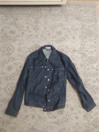Винтажная мужская джинсовая куртка levis